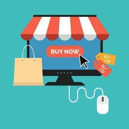 ecommerce or online stores